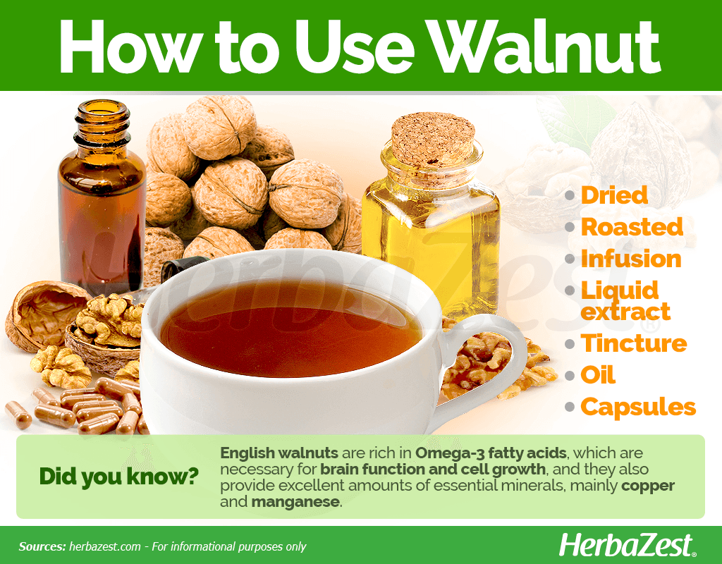 How to Consume Walnut