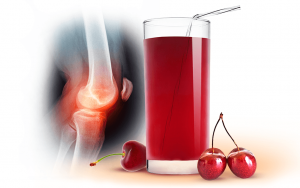 Drinking large amounts of Cherry Juice has been linked to reduced uric acid levels, which could open new possibilities for patients with Gout.