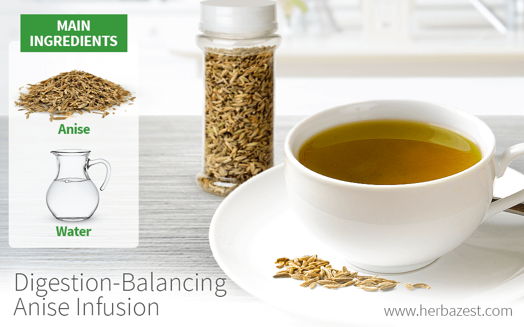 Digestion Balancing Anise Infusion