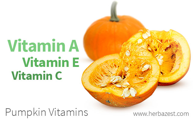 Pumpkin Vitamins