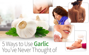 5 Ways to Use Garlic You've Never Thought of