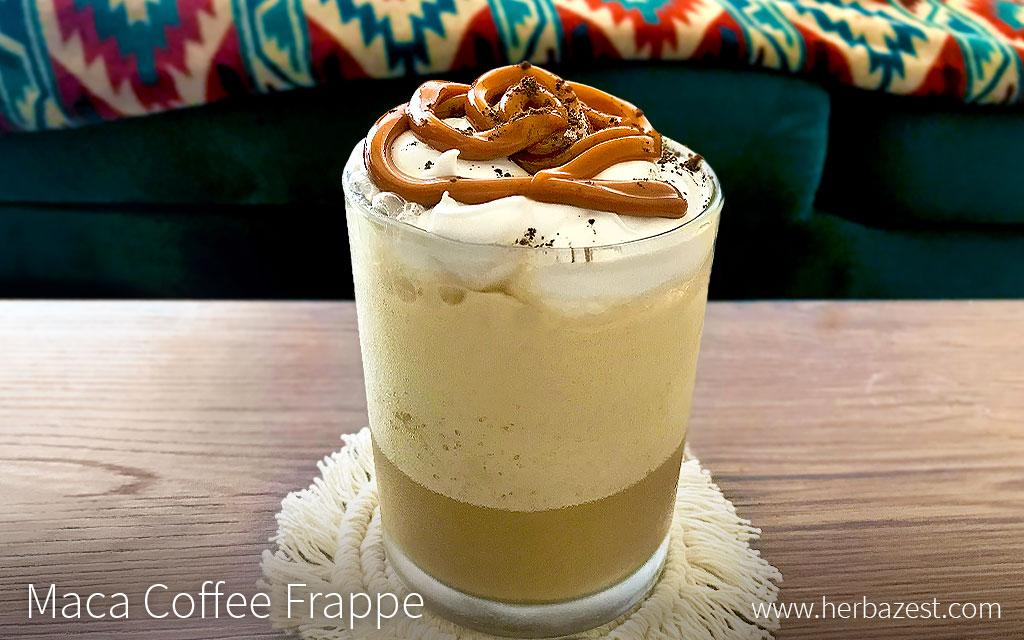 Maca Coffee Frappe