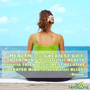 Quote: Health is the Greatest Gift