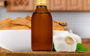 Garlic and Astragalus Syrup to Surpass Flu Season