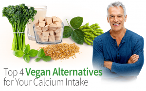 Top 4 Vegan Alternatives for Your Calcium Intake