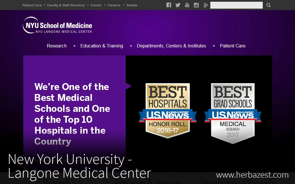 New York University - Langone Medical Center