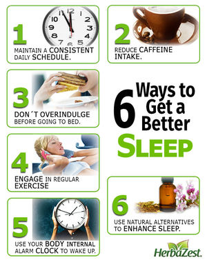 Did You Know: How to Get Better Sleep