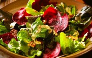 Beet Salad with Pecans