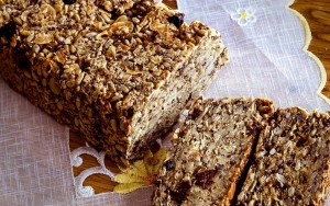 Flax and Psyllium Bread