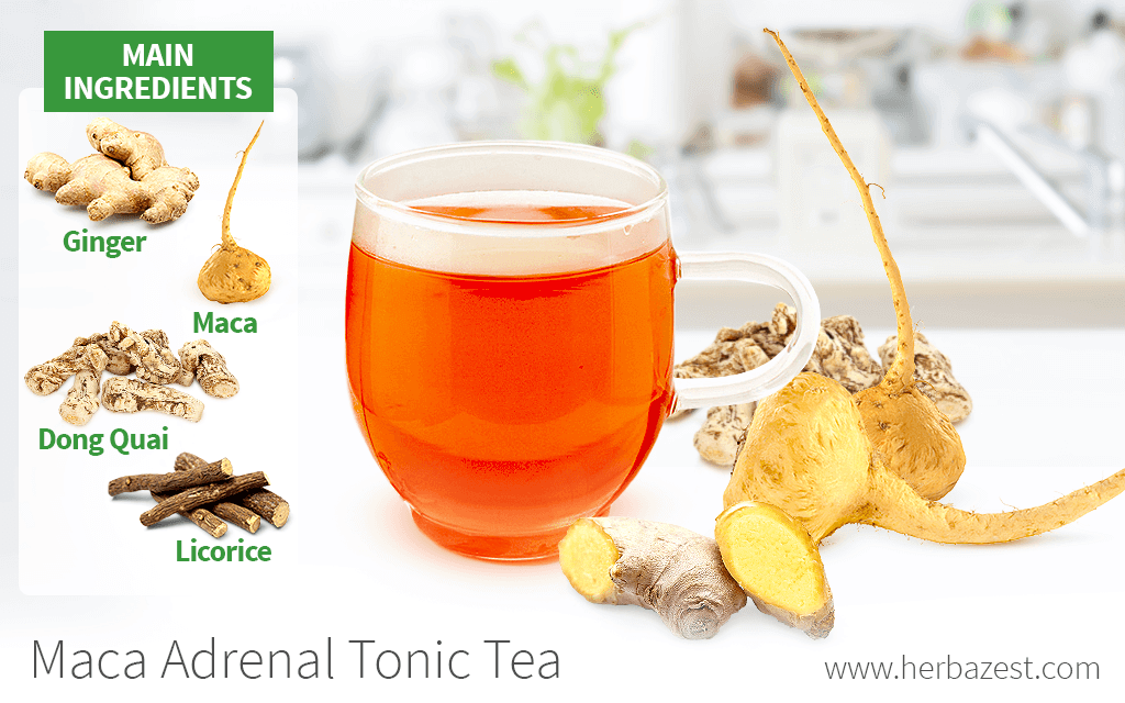 Maca Adrenal Tonic Tea