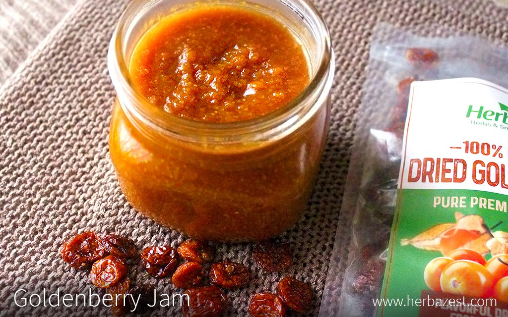 Goldenberry Jam