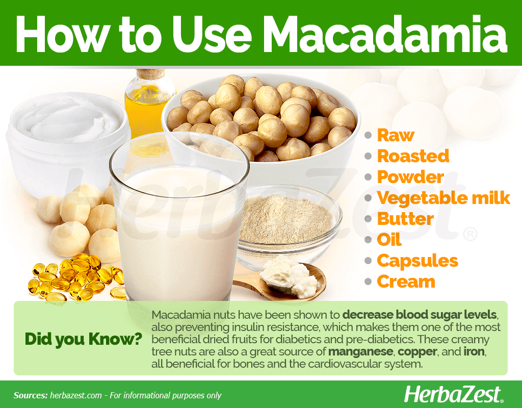 How to Use Macadamia Nuts