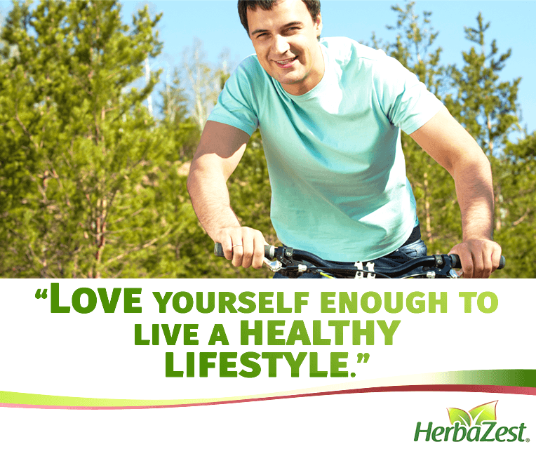 Quote: Love Yourself Live Healthy