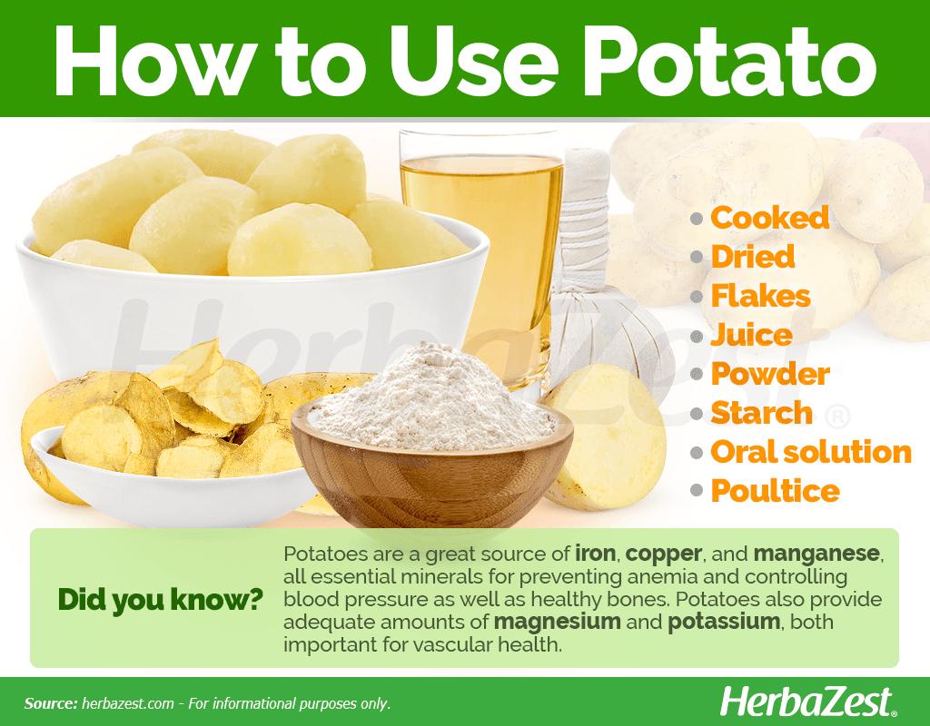 How to Use Potato