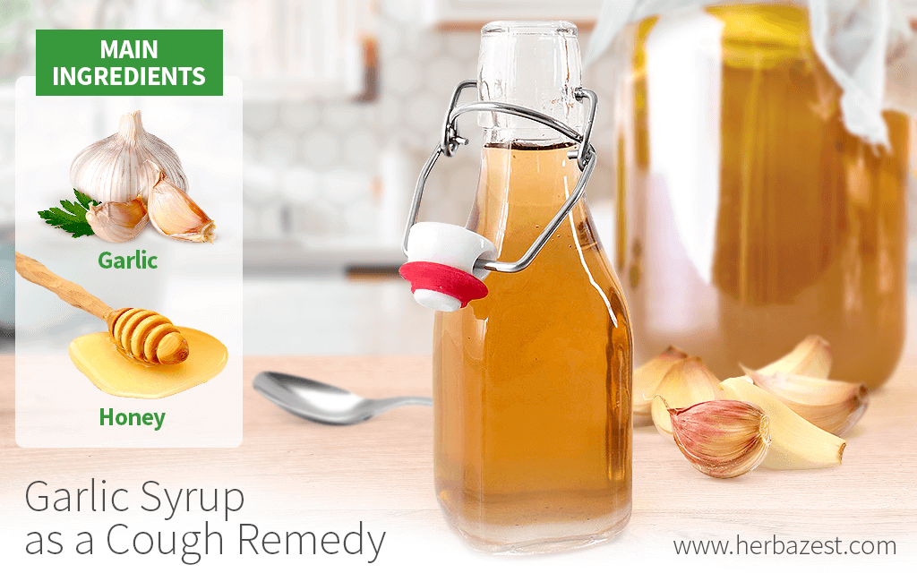 Garlic Syrup as a Cough Remedy