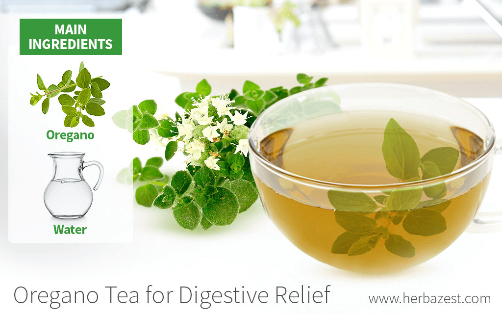 Oregano Tea for Digestive Relief