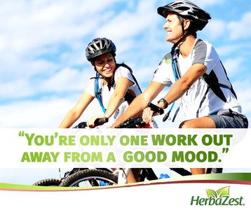 Quote: You're Only One Workout Away from Good Mood
