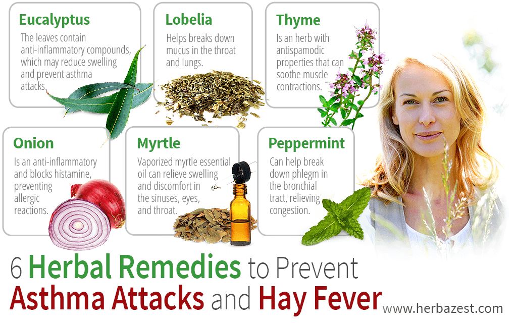Natural Remedies To Prevent Hay Fever