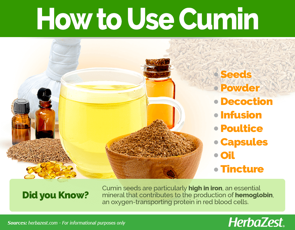 How to Use Cumin