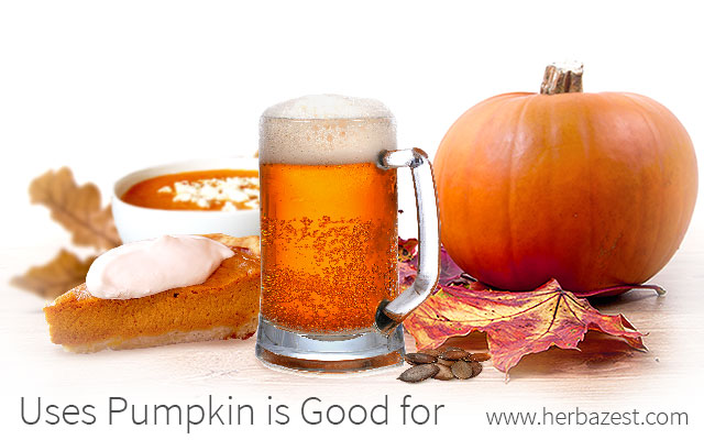 Uses Pumpkin is Good for