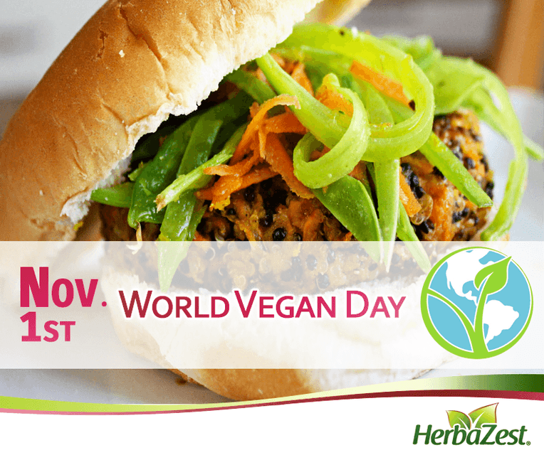Special Date: World Vegan Day