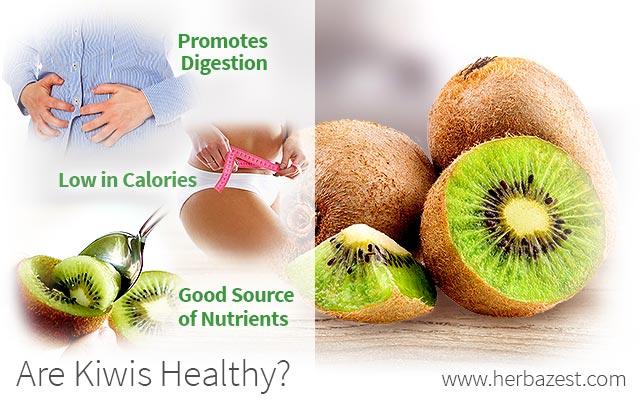 Is Kiwi Healthy?