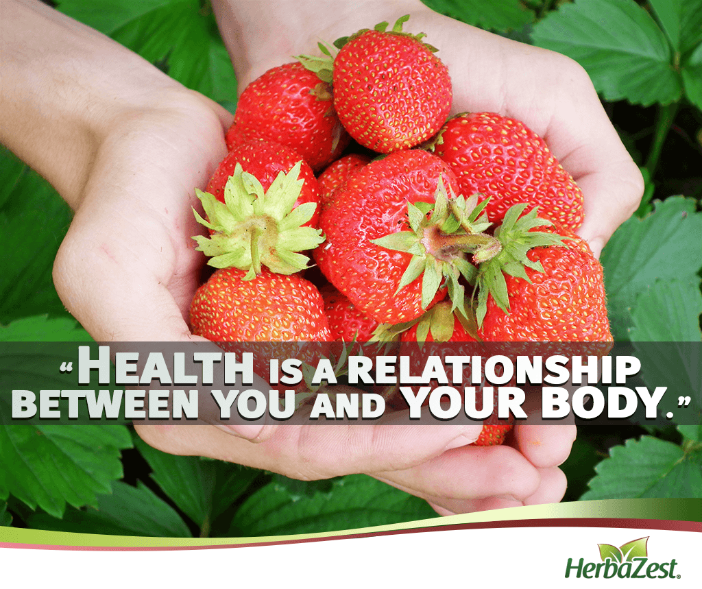 Quote: Health Is a Relationship Between You and Your Body