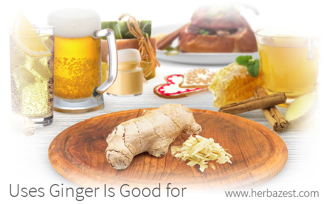 Uses Ginger Is Good for