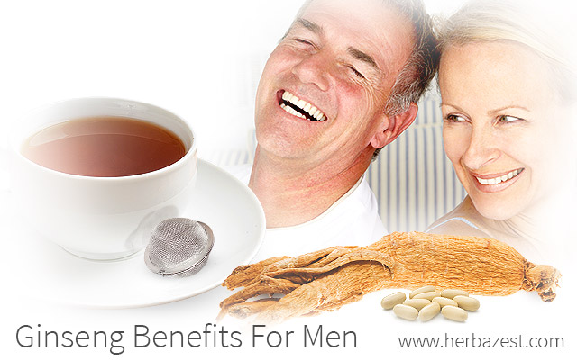Ginseng Benefits For Men