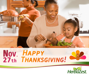 Special Date: Thanksgiving 2014