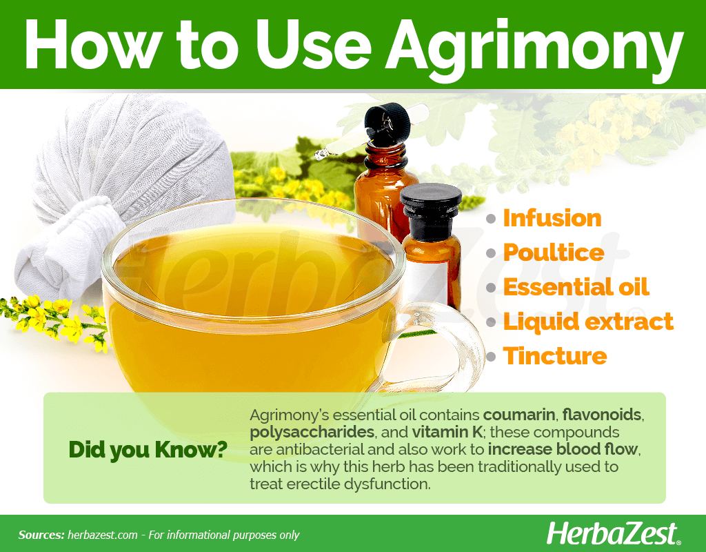How to Use Agrimony