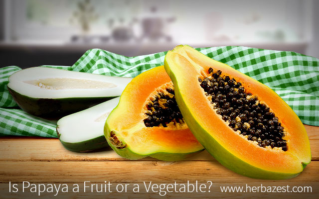 Is Papaya a Fruit or a Vegetable?