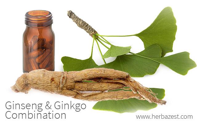Ginseng & Ginkgo Combination