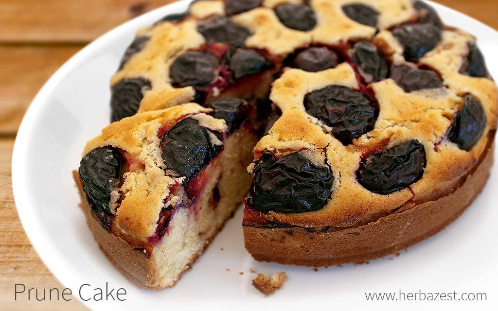 Prune Cake