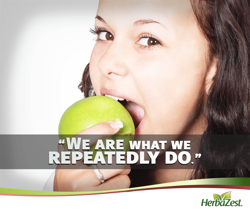Quote: We Are What We Repeatedly Do