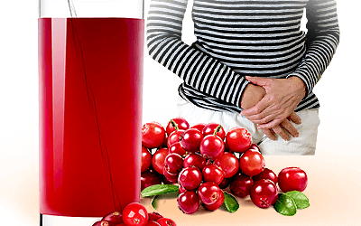 Cranberry Juice Diminishes Need for Antibiotics