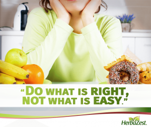 Quote: Do What Is Right, Not What Is Easy