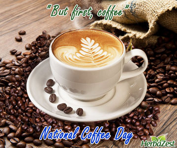 Special Date: National Coffee Day