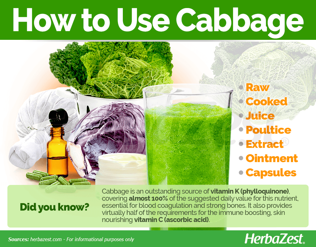How to Use Cabbage