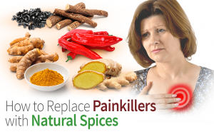 How to Replace Painkillers with Natural Spices