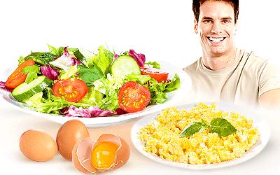 Beta-carotene, Lycopene Absorption Aided by Eggs