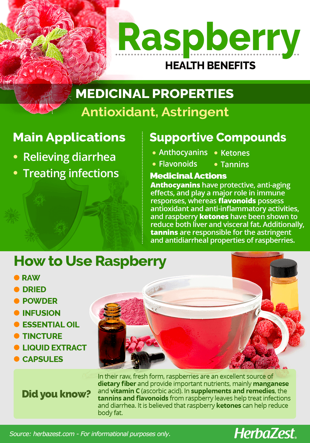 All About Raspberry