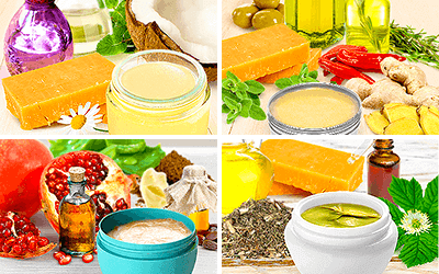 Herbal Salves & Balms