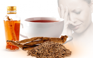 The study suggests that Korean Red Ginseng can help relieve the common side effects of antidepressant medication.