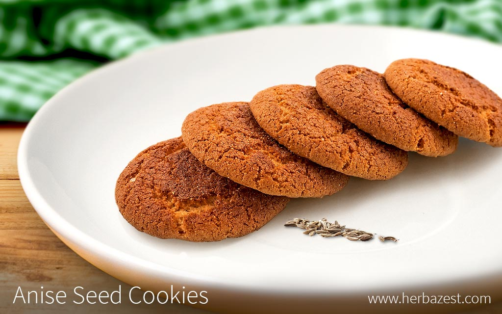 Anise Seed Cookies