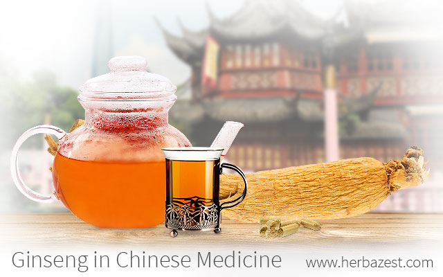 Ginseng in Chinese Medicine