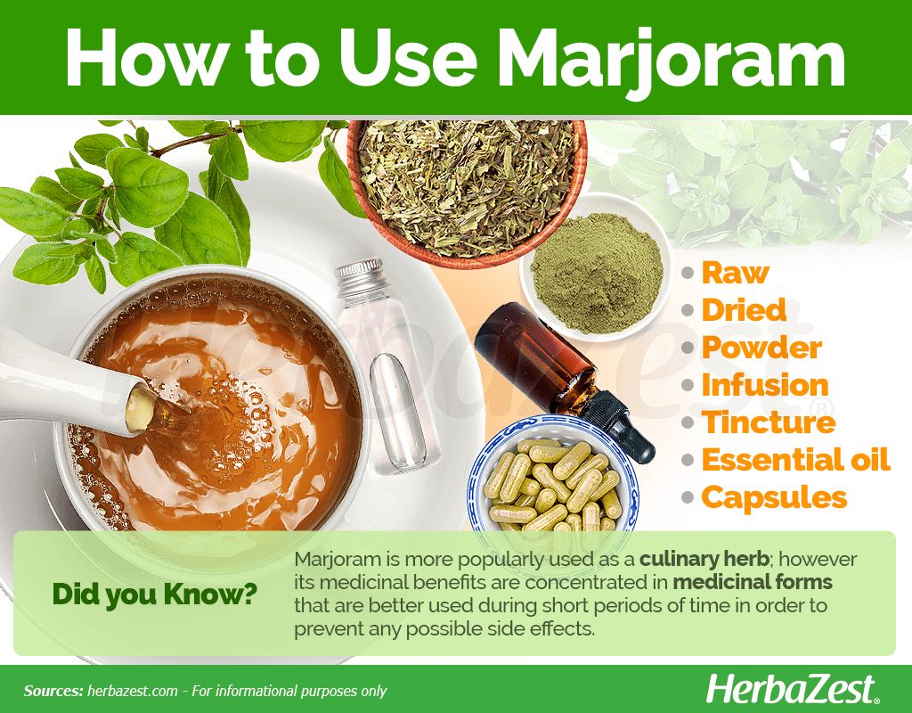 How to Use Marjoram