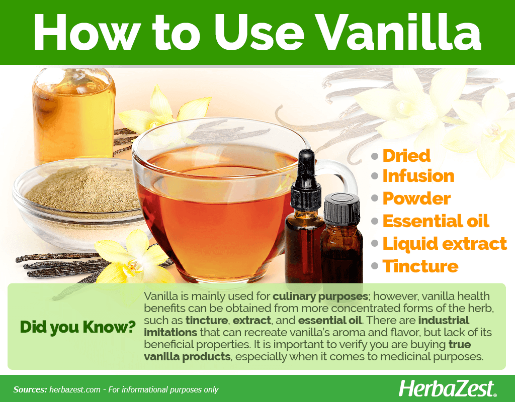 How to Use Vanilla
