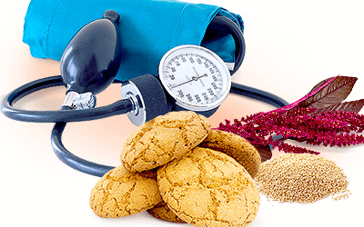 Amaranth's Peptides Found to Have Antihypertensive Properties