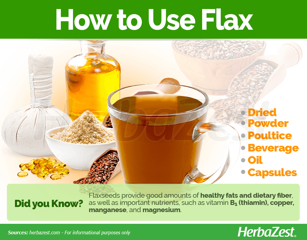 How to Use Flax